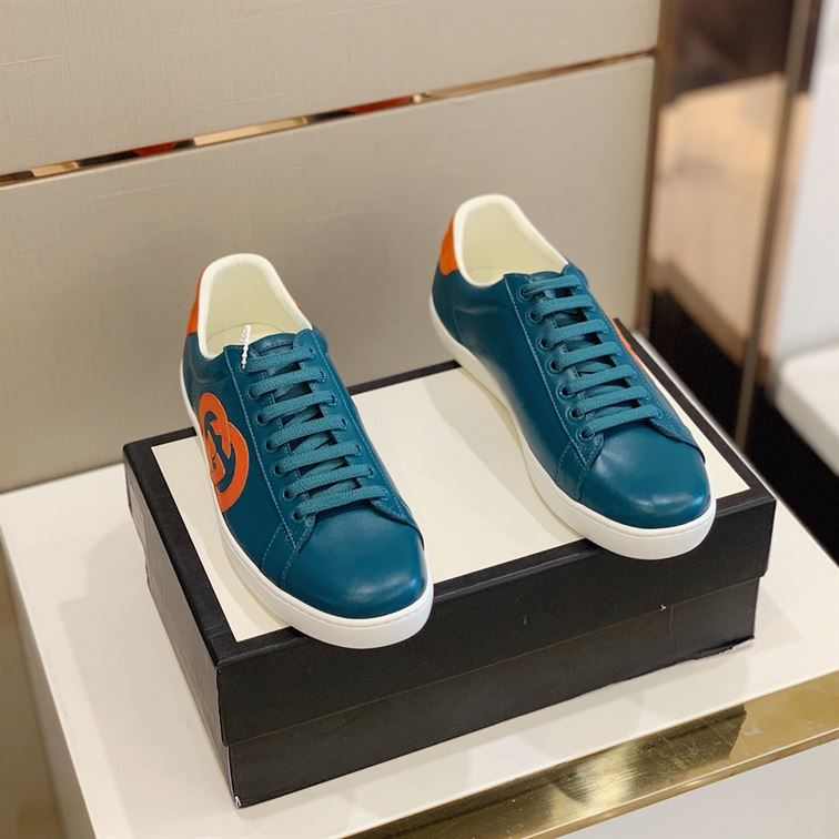 GUCCI ACE GG EMBOSSED SNEAKER - GCC008