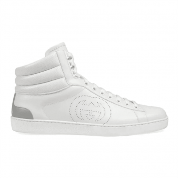 GUCCI ACE HIGH-TOP SNEAKERS - GCC005