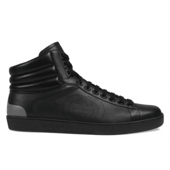 GUCCI ACE HIGH-TOP SNEAKERS - GCC006