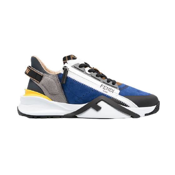 Fendi Chunky Lace-Up Trainers - Fd018
