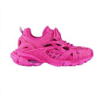 Balenciaga Track 2 Sneakers In Pink - Bb046