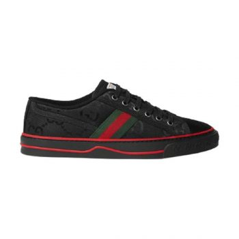 Black Gucci Off The Grid Low Top Sneaker - Gcc043