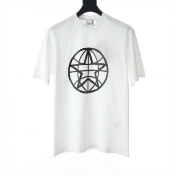 Burberry Five-Pointed Star Print Short-Sleeved T-Shirt - BBR019