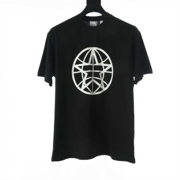 Burberry Five-Pointed Star Print Short-Sleeved T-Shirt - BBR020