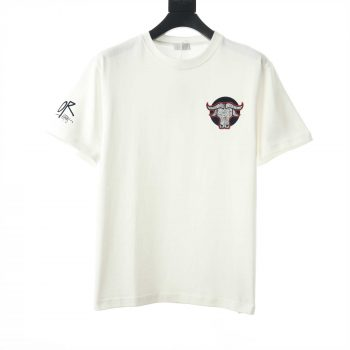 Dior OX Embroidery T-Shirt - CDS018