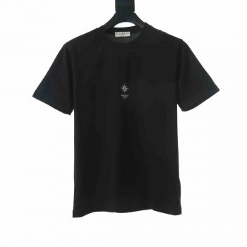 Givenchy Slim Fit Cross Printed T-Shirt - GIVS004