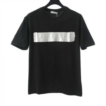 Givenchy T-Shirt With Band - GIVS010