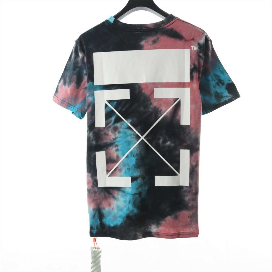 Off White 20ss Short Sleeve T-Shirt - OFW040