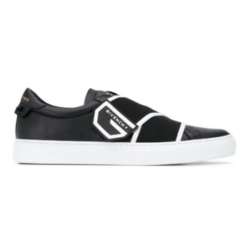 Givenchy Elasticated Logo Strap Sneakers - G09V