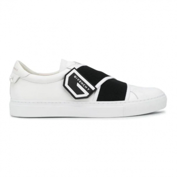 Givenchy Elasticated Logo Strap Sneakers - G10V