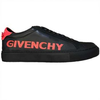 Givenchy Low Sneaker In Leather - G21V
