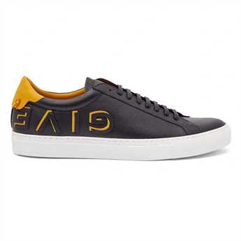 Givenchy Low Sneaker In Leather - G33V