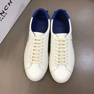 Givenchy Low Sneaker In Leather - G35V