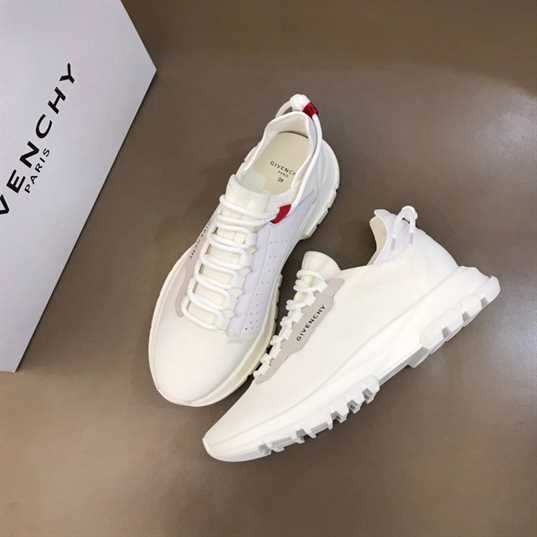 Givenchy Spectre Sneakers In White Tech/Synthetic - G13V