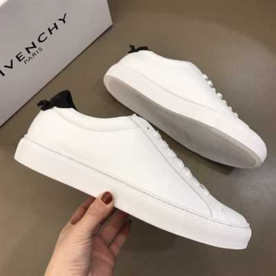 Givenchy Suede Urban Street Low Top Sneakers - G29V