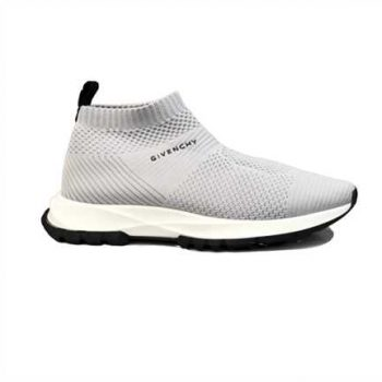 Givenchy White Spectre Sock Sneakers - G04V