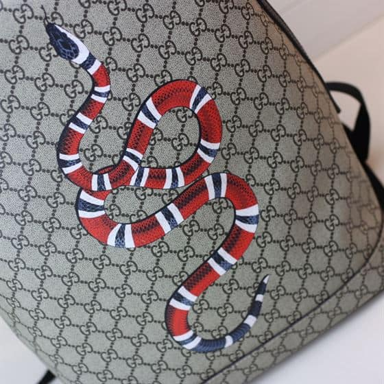 GG Backpack with snake